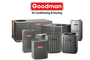 Goodman air conditioner HVAC heating