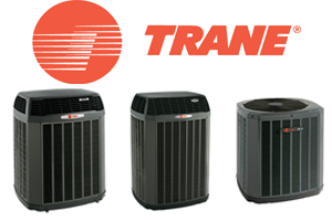 Trane air conditioner HVAC heating