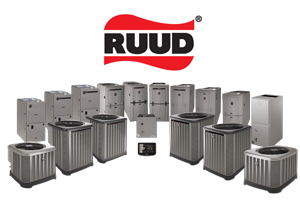 ruud air conditioner HVAC heating